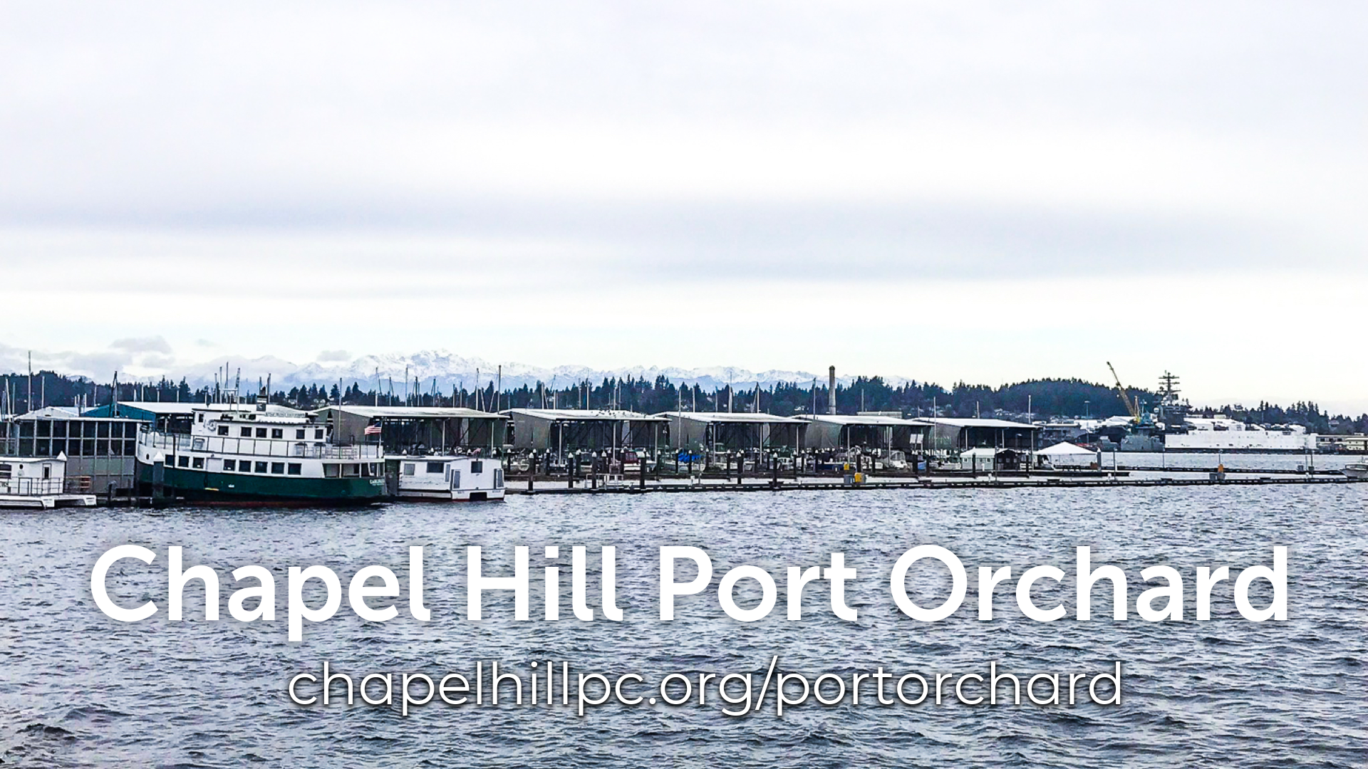 Chapel Hill Port Orchard Easter Service